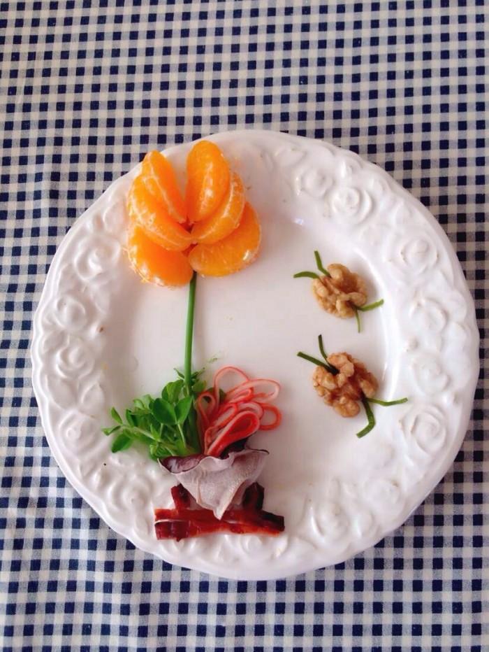爱心早餐之花卉篇